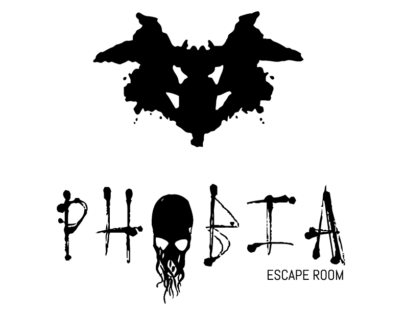 Logo Phobia Escape Room